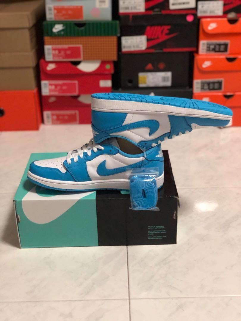 Nike SB x Air Jordan 1 Low UNC (Eric