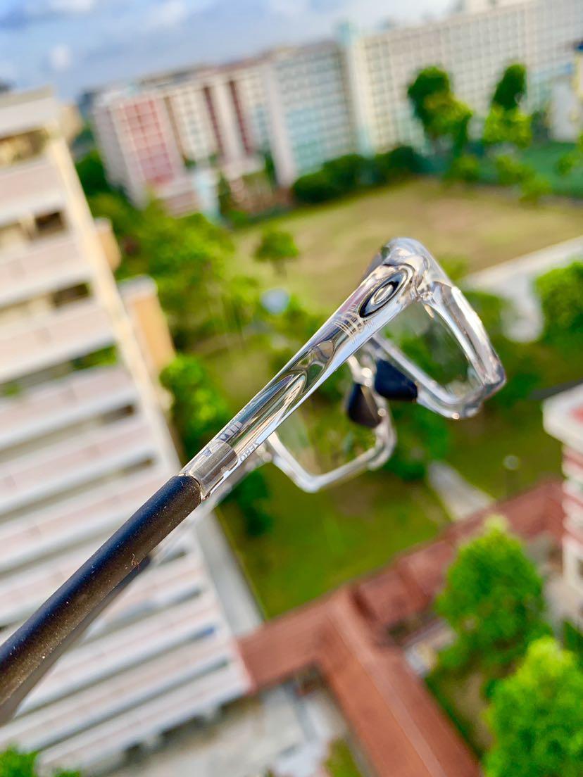 Original Oakley Crosslink ZERO OX8080 Optics Spectacles
