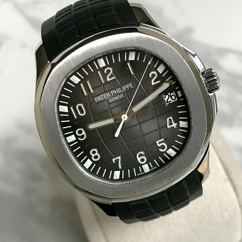 Patek Philippe AQUANAUT series automatic mechanical men's watch 5167A-001