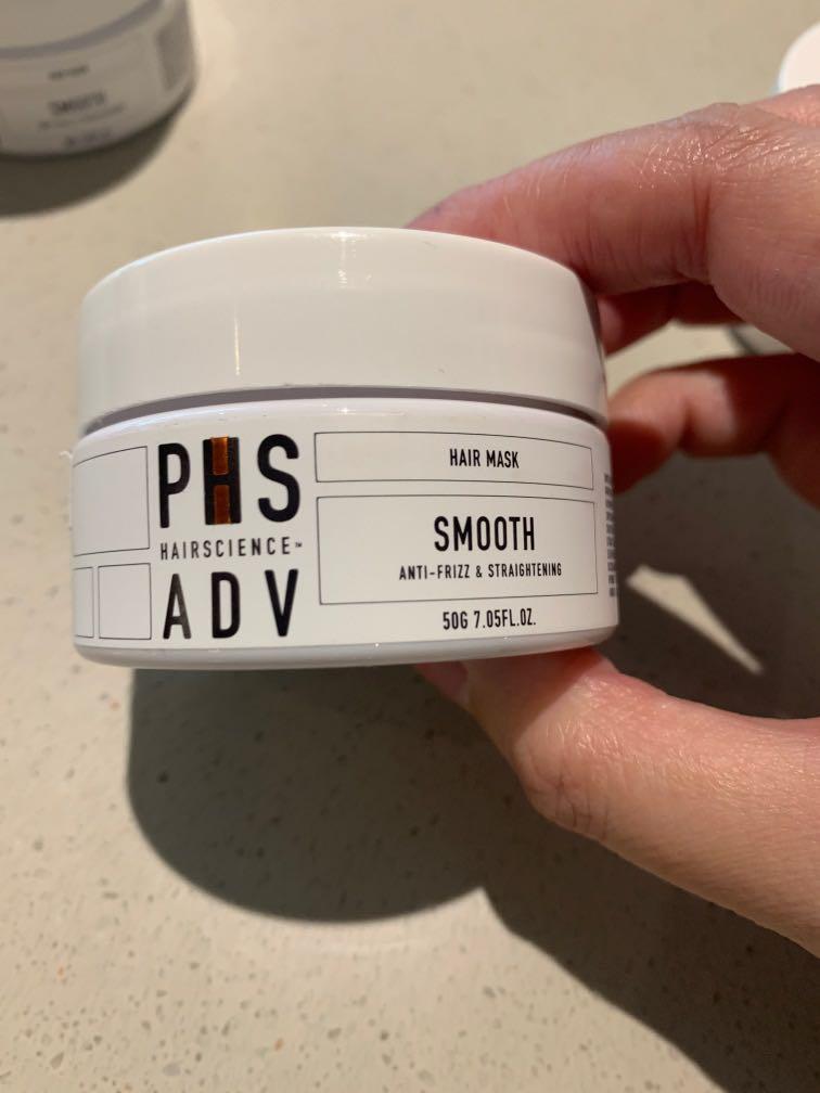 PHS hair mask smooth