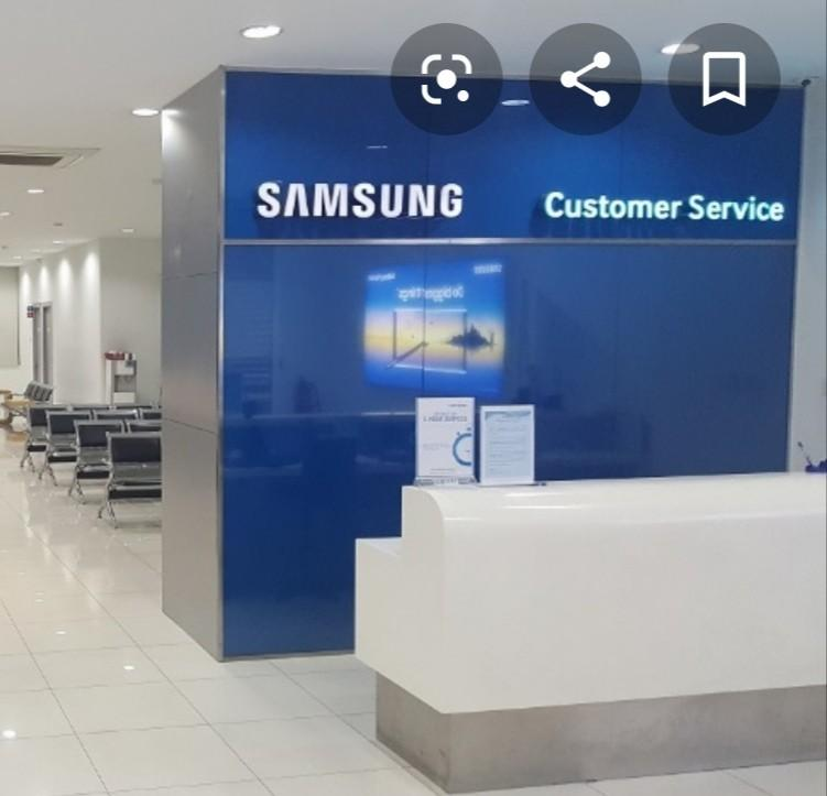Survey for those who repair phone/TV at authorised service centre