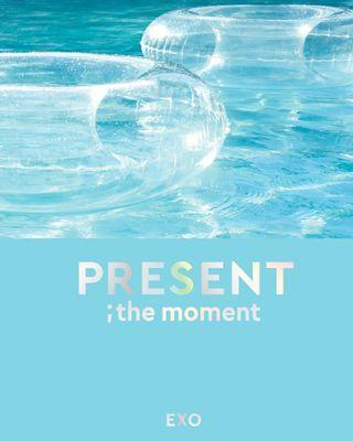 EXO PRESENT : THE MOMENT