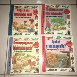 NEW Buku pengetahuan anak anak