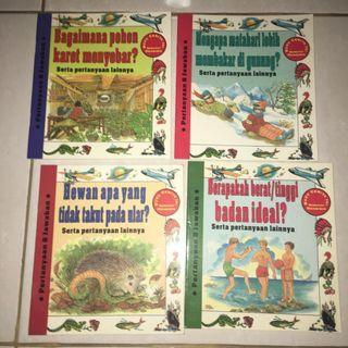 NEW buku pengetahuan anak2