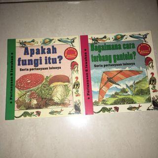 NEW buku pengatahuan anak anak