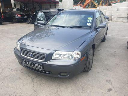 Volvo S80 2.0T Selling at RM6,700