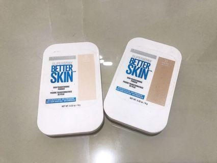 Maybelline Superstay Better Skin Transforming Powder