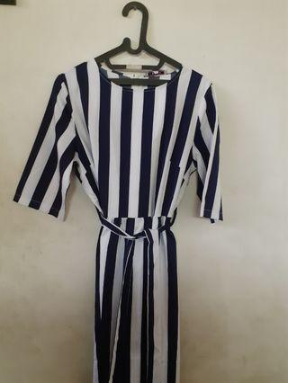 #HBDCAROUSELL #LALAMOVECAROUSELL Stripes Dress