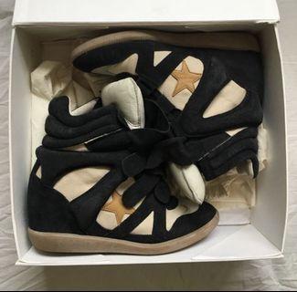 Isabel Marant Limited Edition Bekket Sneakers EU39
