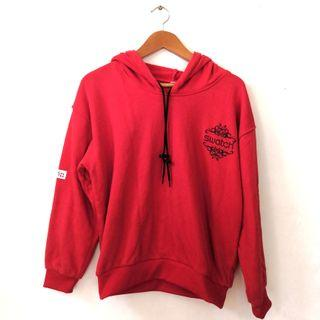 Swatch Red Hoodie (S)