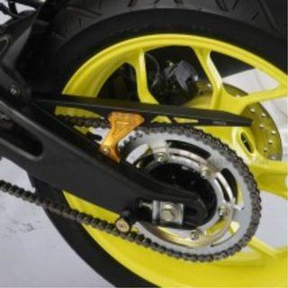 MT-15 Chain Guard (Grey / Gold)