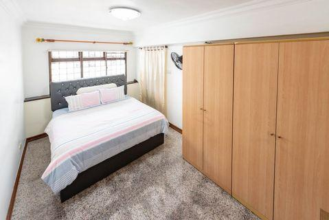 Wardrobes in wood