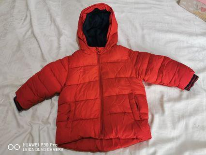 Jaket winter anak laki laki