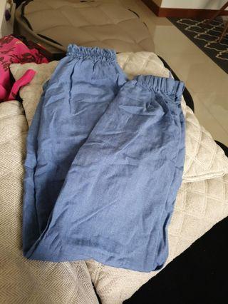 🚚 Blue Pants