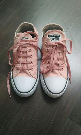 Converse peach pink-not ori