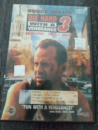 DVD - DIE HARD 3: DIE HARD WITH A VENGEANCE (1995)