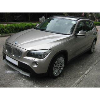 10 BMW X1 XDRIVE25I