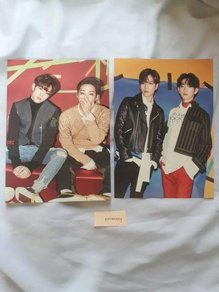 GOT7 OFFICIAL PHOTOCARD