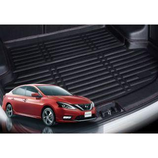 Nissan Slyphy Leather Boot Mat Tray