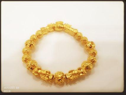 999 Pure Gold Customize
