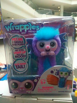 💯 Original Wrapples-SHORA- your  furry best friend!!
