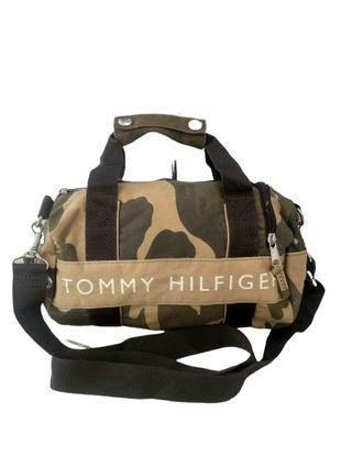 Authentic Tommy Hilfiger Duffle Bag