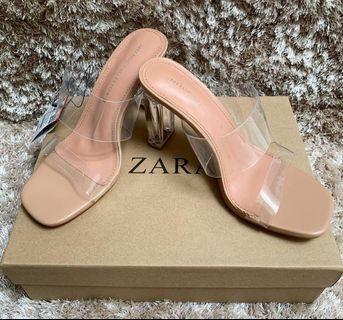 ZRA Vynil Sandals 255
