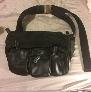 PRADA bag 黑色側背包 肩背包