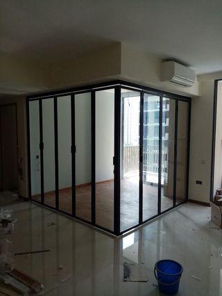 Bifold Glass Doors