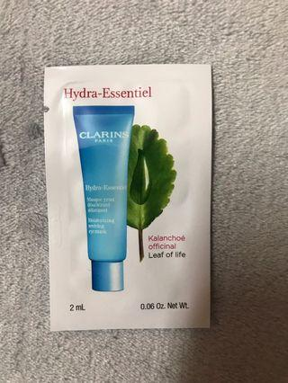 Clarins moisturising reviving eye sample (2ml)