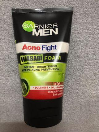 Garnier Men Wasabi Face Wash