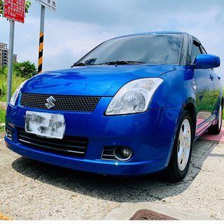 2006 SWIFT 1.5 3500元交車全額貸月繳3000元起