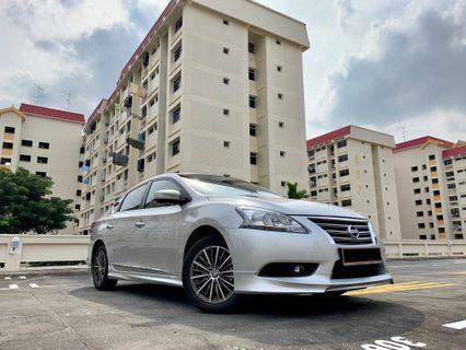 Nissan Sylphy 1.6 Lite Auto
