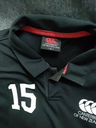 Canterbury Black jersey