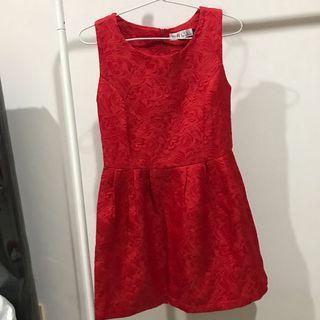 Dress Merah / Red Dress