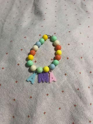 Colorful Bracelet #HBDCarousell #LalaMoveCarousell