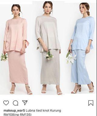 Lubna Kurung New Collections