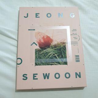 jeong sewoon ever album