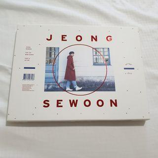 jeong sewoon after album
