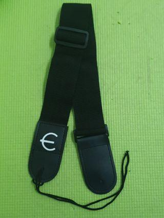 epiphone electric guitar/bass strap