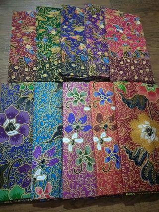 Batik Fabric Batik Sarong Kain Sarung