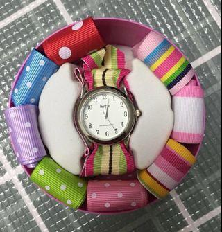Ribbon 🎀 watch