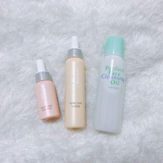 正品💯SHISEIDO資生堂 敏感話題 保養組合 d program 滋潤乳液R 淨荳化妝水W 深層·水淨化潔顏油
