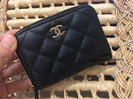 Complimentary Chanel Quilted mini accordion purse