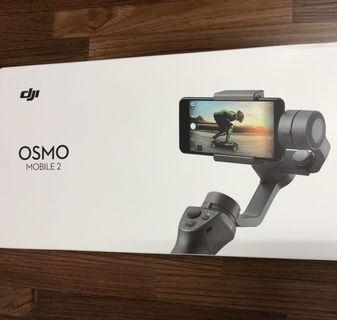 DJI Osmo Mobile 2 大疆 手機三軸穩定器 手持式手機三軸穩定雲台 贈原廠底座