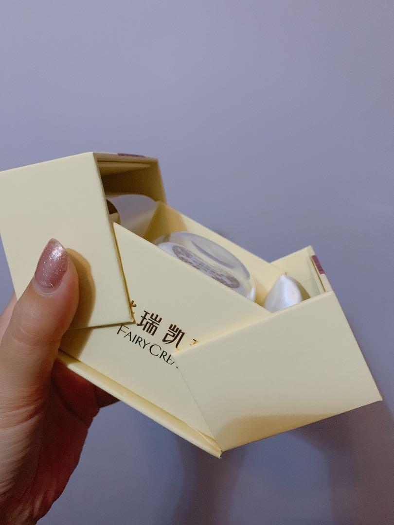 正品華瑞凱琳修復霜神仙膏/貴婦膏/素顏面霜正品38g敏感肌膚可用