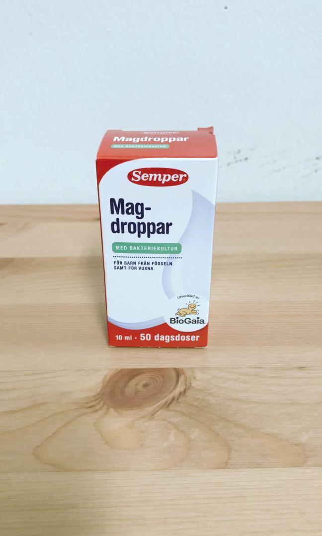 [現貨]瑞典境內版🇸🇪 Semper寶乖亞Biogaia 益生菌滴劑10ml