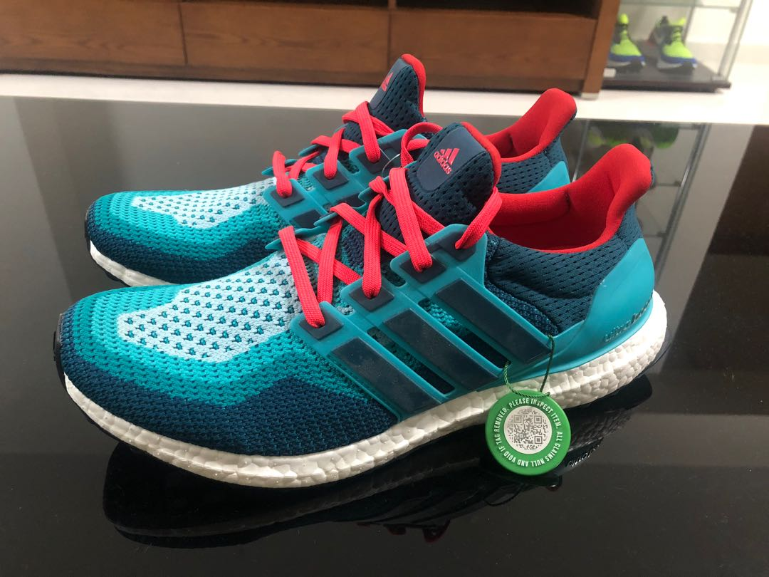 adidas ultra boost mineral green