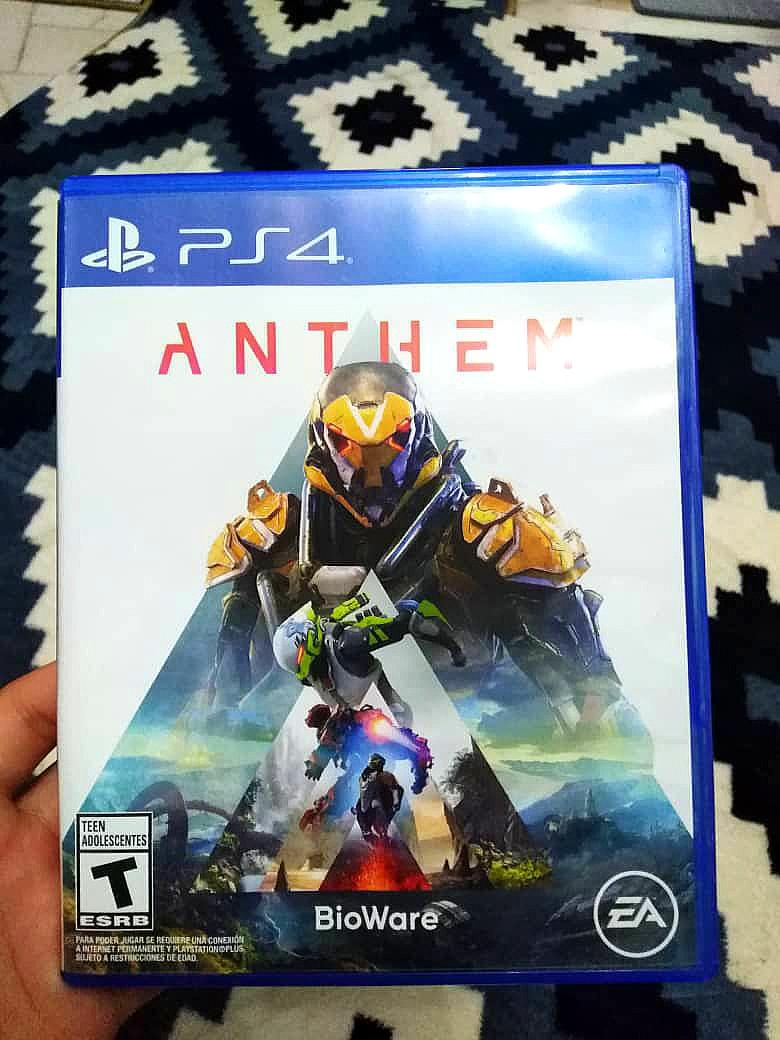 Anthem (RALL)  new playstation game murah2 #AReality