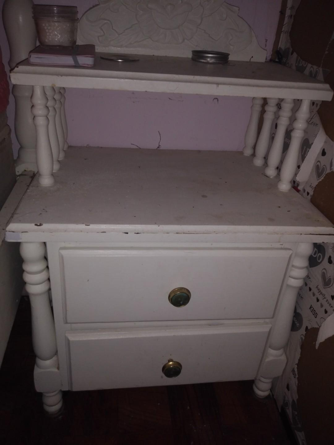 Antique Night Stand